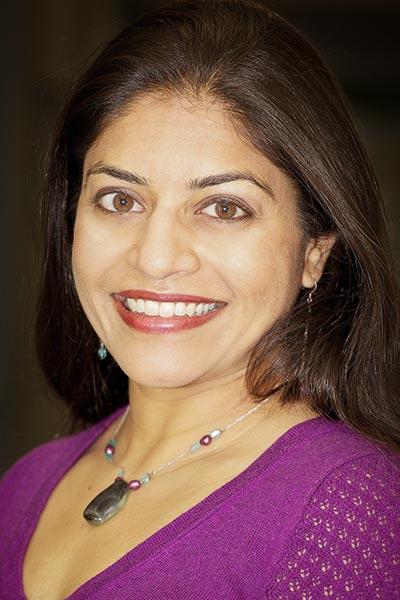 Selina Shah Headshot